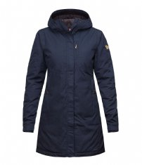 Fjallraven Winter coats Kiruna Padded Parka W dark navy (555