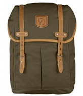 Fjallraven Rucksack No. 21 Medium dark olive (633)