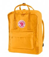 Fjallraven Kanken warm yellow (141)