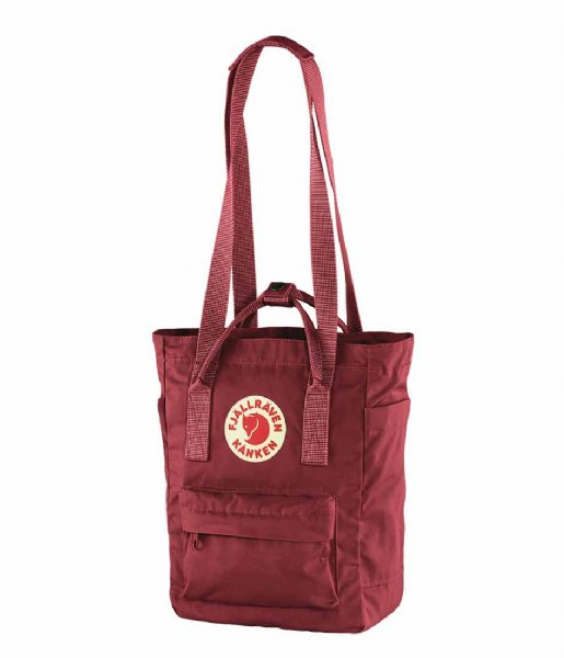 Fjallraven Dagrugzak Kanken Totepack Mini ox red (326)