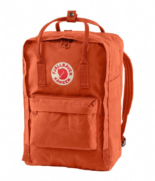 Fjallraven Laptop rugzak Kanken 15 inch Laptop rowan red (333)