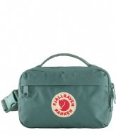 Fjallraven Kanken Hip Pack frost green (664)