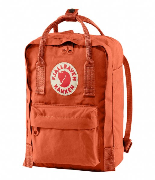 Fjallraven Dagrugzak Kanken Mini rowan red (333)