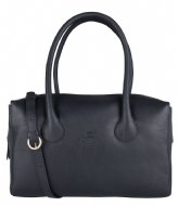 Fred de la Bretoniere Handbag L Soft Grain Leather black
