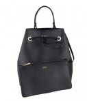 Furla Handtas Stacy Small Drawstring Bag Zwart