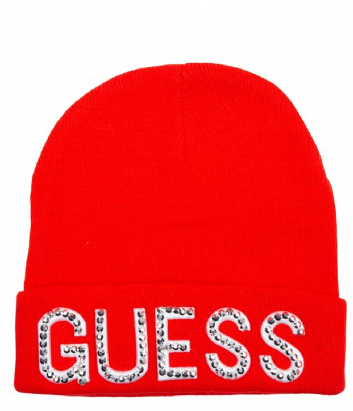 Guess Hoed - cap Cap red