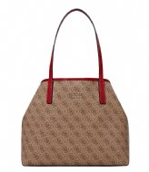 Guess Vikky Tote brown