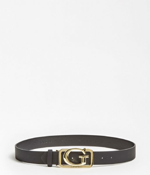 Guess Riem Not Adjustable Pant Belt black