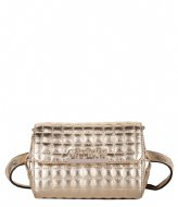 Guess Matrix Cnvrtble Xbody Belt Bag gold