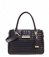 Guess Matrix Luxury Satchel black