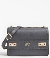 Guess Katey Convertible Xbody Flap Black