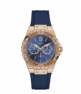Guess Watch Limelight W1053L1 Blauw