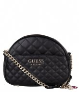 Guess Brielle Mini Crossbody black gold