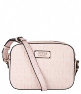 Guess Kamryn Crossbody Top Zip peach