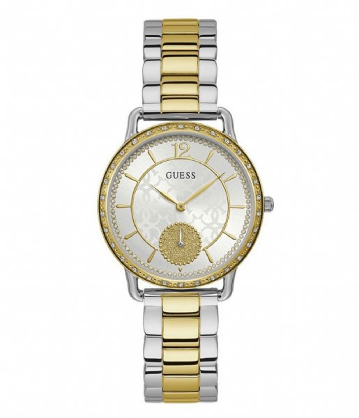 Guess Horloge Watch Astral W1290L1 2-Tone