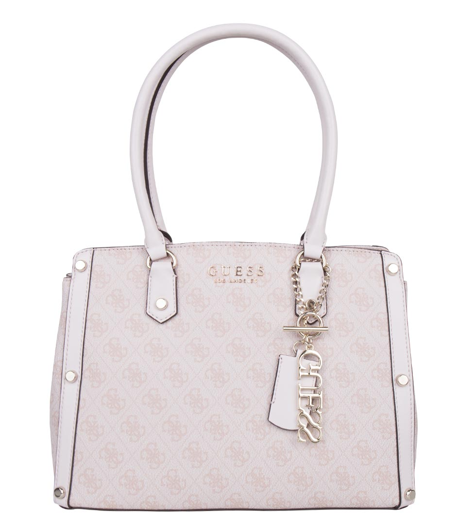 16da2da305 Florence Medium Satchel rose Guess