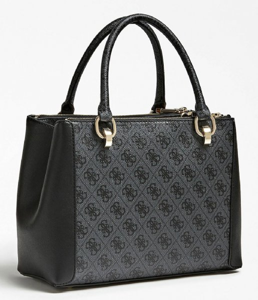 Guess Handtas Bluebelle Status Satchel coal
