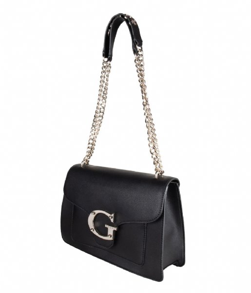Guess Crossbodytas Camila Crossbody Flap black