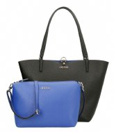 Guess Alby Toggle Tote BLB