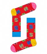 Happy Socks Andy Warhol Dollar Socks multi (4000)