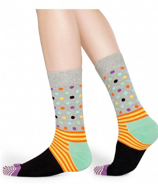 Happy Socks Sokken Stripes & Dots Socks stripes dots (9700)