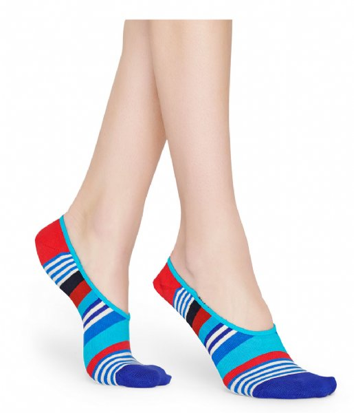 Happy Socks Sokken Multi Stripe Liner Socks multi stripe liner (6300)