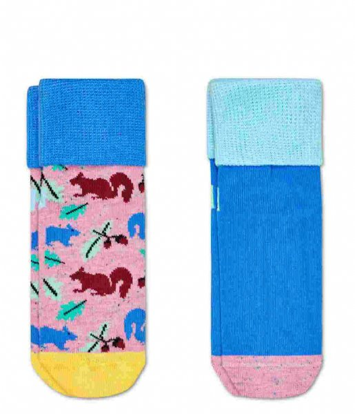 Happy Socks Sokken Squirrel Anti-Slip Socks Multi
