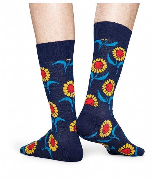 Happy Socks Sokken Sunflower Socks sunflower (6300)