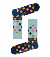 Happy Socks Big Dot Block Socks big dot black (6002)