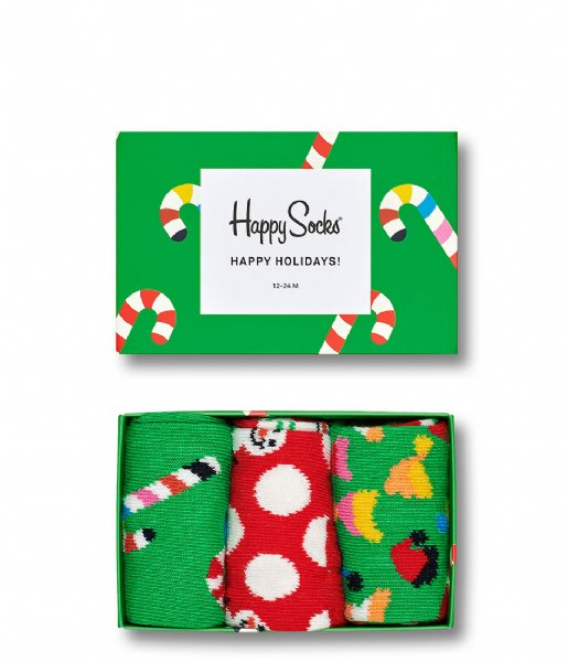Happy Socks Sokken Kids Holiday Gift Box holiday (7301)