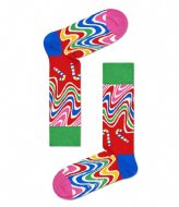 Happy Socks Psychedelic Candy Cane Socks Psychedelic candy cane (4300)