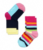 Happy Socks Kids Socks 2-Pack multi (039)