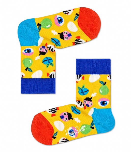 Happy Socks Sokken Fantasy Egg Socks fantasy egg (2000)