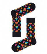 Happy Socks Flames Socks flames (9300)