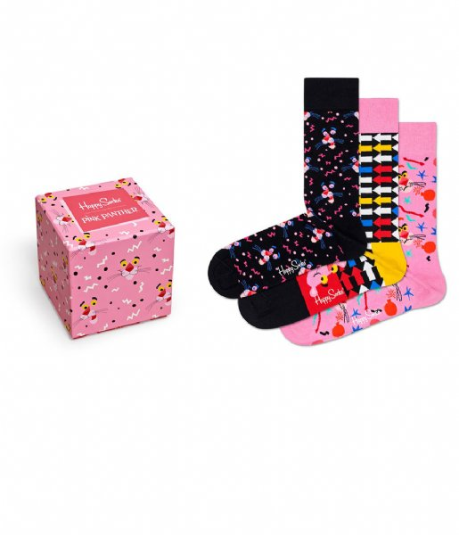 Happy Socks Sokken 3-pack Pink Panther Sock Box pink panther sock box (9300)