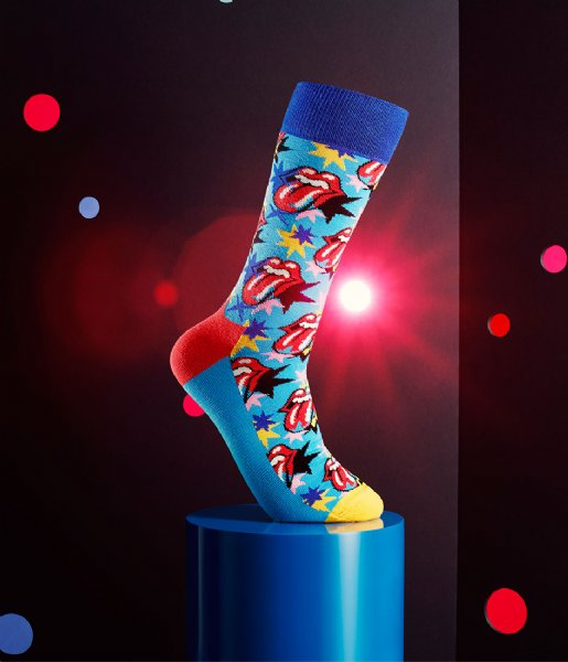 Happy Socks Sokken Rolling Stones I Got The Blues Sock i got the blues (6000)