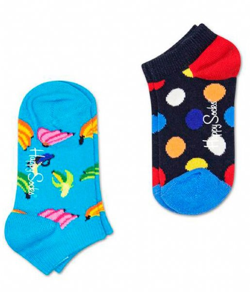 Happy Socks Sokken Kids Socks Big Dot 2-Pack big dot (6501)