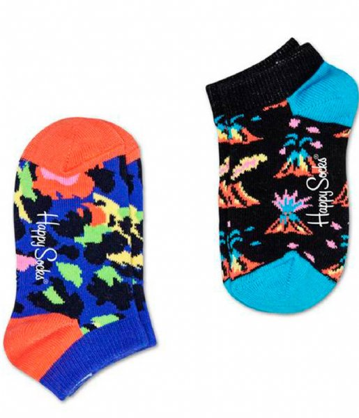 Happy Socks Sokken 2-Pack Leopard Low Socks leopard (6300)