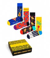 Happy Socks Queen 4-Pack Gift box queen (0100)