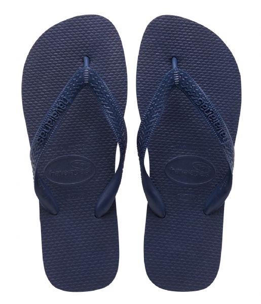 Havaianas Slippers Flipflops Top navy blue (0555)