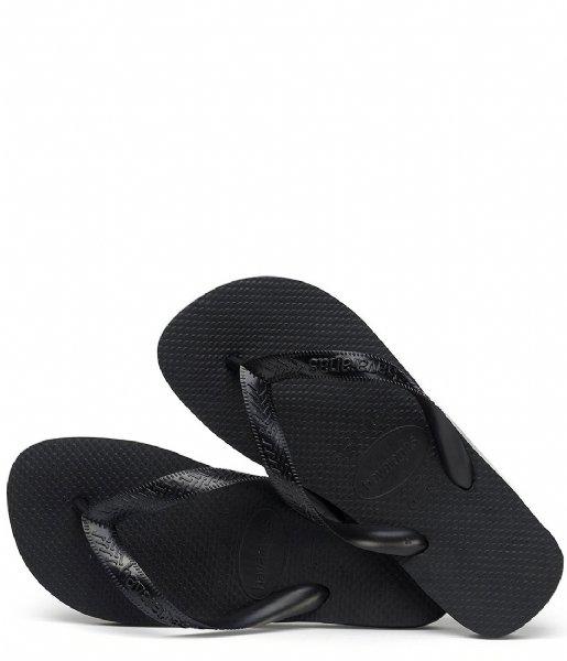 Havaianas Slippers Flipflops Top black (0090)