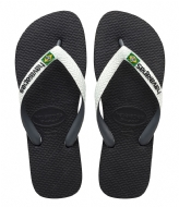 Havaianas Flipflops Brasil Mix black/white (0133)