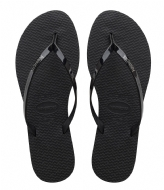 Havaianas Flipflops You Metallic black (0090)