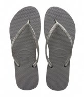 Havaianas Kids Flipflops Slim steel grey (5178)