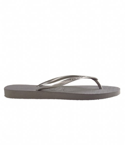 Havaianas Slippers Kids Flipflops Slim steel grey (5178)