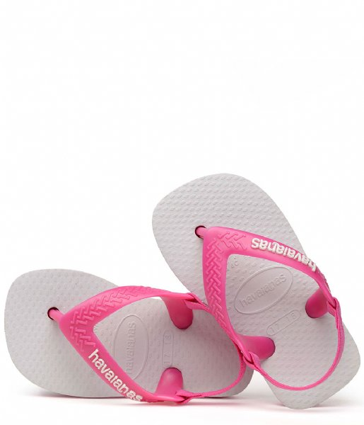 Havaianas Slippers Flipflops Baby hollywood rose (0064)