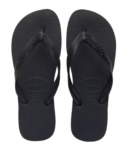 Havaianas Slippers Kids Flipflops Top black (0090)