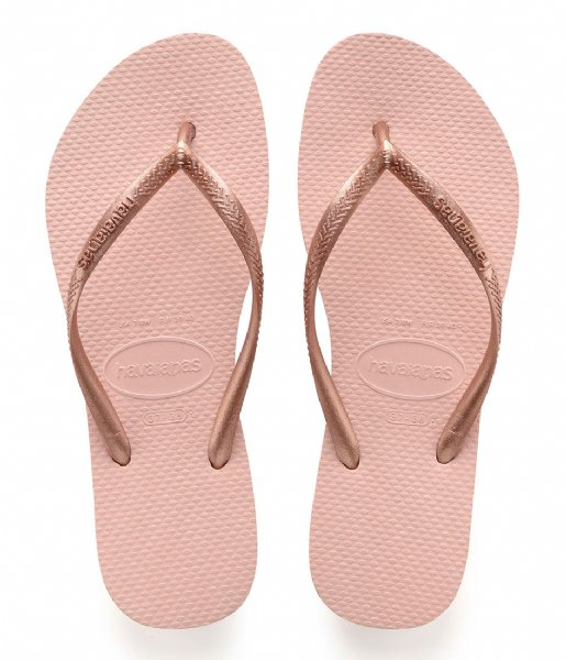Havaianas Slippers Kids Flipflops Slim ballet rose (0076)