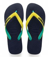 Havaianas Flipflops Top Mix navy neon yellow (0821)
