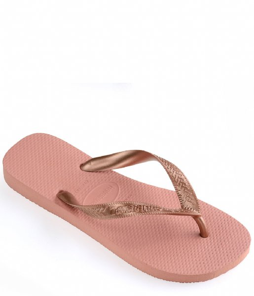 Havaianas Slippers Flipflops Top Tiras rose nude (7939)